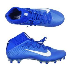 Nike Vapor Untouchable 2 Football Cleat 14.5 Blue